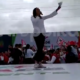 "Video: ""Que chin*** a su mad** el PRI"", gritan en evento de Meade"