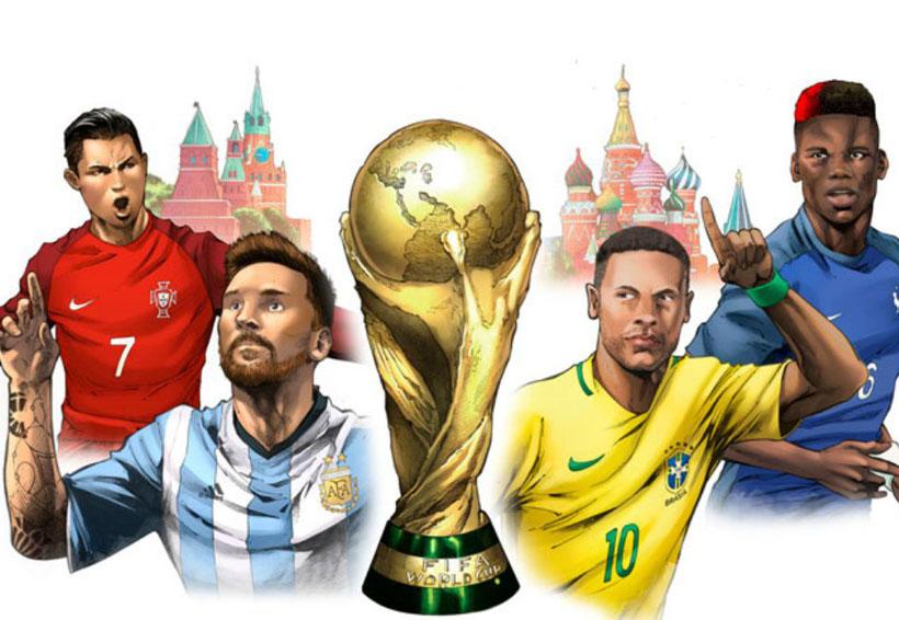 ¿Qué liga aporta más jugadores al Mundial? | El Imparcial de Oaxaca