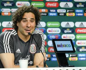 """""""El último partido es tan importante como el primero"""": Memo Ochoa"""