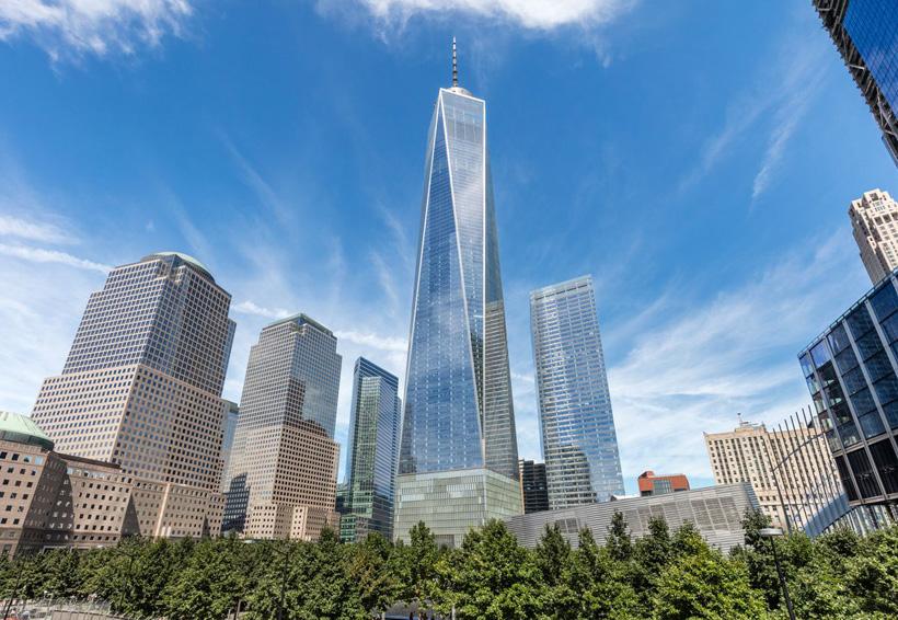 Rascacielos de 80 pisos es inaugurado en NY en el World Trade Center   El Imparcial de Oaxaca
