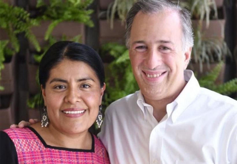 Eufrosina Cruz declará que votará por Meade | El Imparcial de Oaxaca