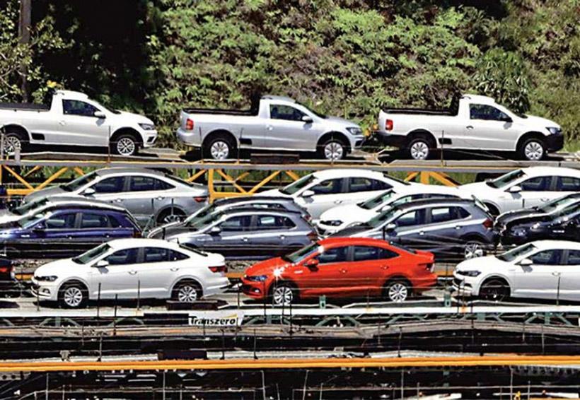 Roban trenes que transportan vehículos; armadoras pierden hasta 100 mdp | El Imparcial de Oaxaca