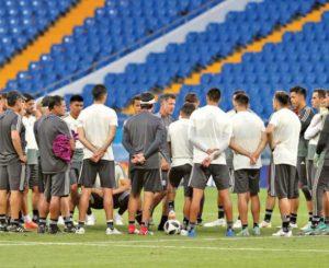 México listo para enfrentarse a Corea y asegurar su pase a la siguiente ronda