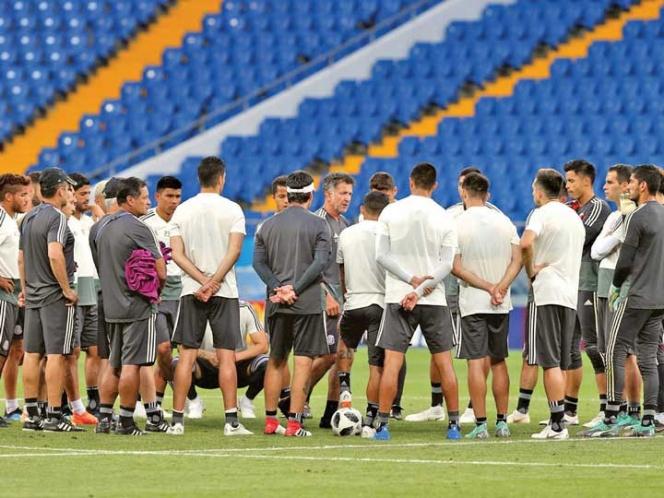 México listo para enfrentarse a Corea y asegurar su pase a la siguiente ronda | El Imparcial de Oaxaca