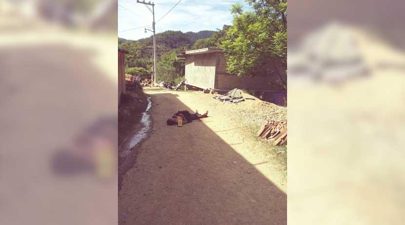 Apuñalado en comunidad de Miahuatlán, Oaxaca | El Imparcial de Oaxaca