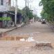 Lentitud en trabajos de carretera a la colonia Trigal en Tuxtepec, Oaxaca