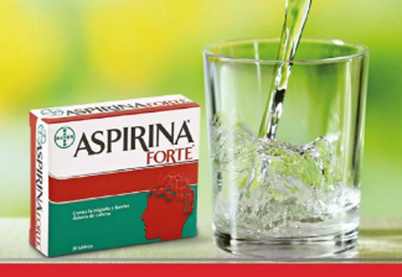 La aspirina tiene un nuevo uso medicinal | El Imparcial de Oaxaca