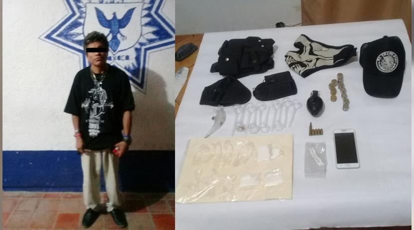Detenidos por delito contra la salud y por portación arma en el Istmo y Mixteca | El Imparcial de Oaxaca