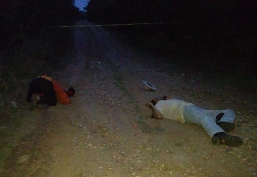 Dos muertos y un herido, camino a Amatlán; buscan a los asesinos. Noticias en tiempo real