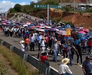 Piden justicia para Nochixtlán