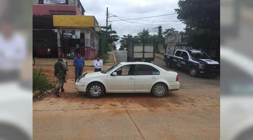 Dos vehículos asegurados en Tuxtepec | El Imparcial de Oaxaca