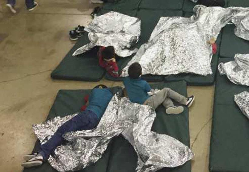 Acusan que niños en albergues de EU son drogados | El Imparcial de Oaxaca