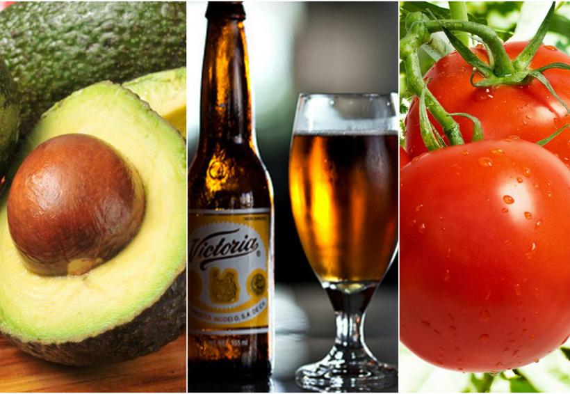 Cerveza, tomate y aguacate, principales exportaciones agroalimentarias | El Imparcial de Oaxaca