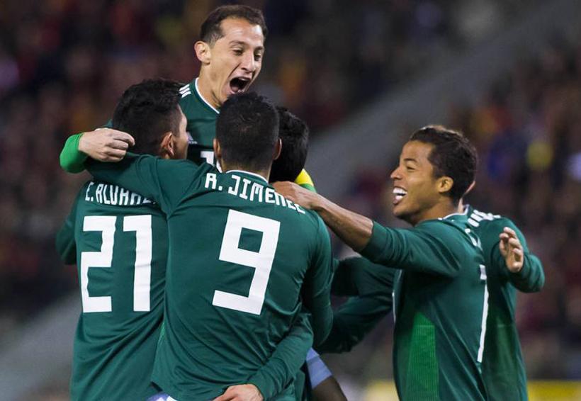 México se posiciona como la selección con más seguidores en Twitter   El Imparcial de Oaxaca