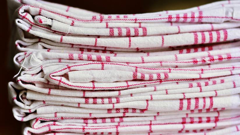 El peligro de usar toallas de cocina | El Imparcial de Oaxaca