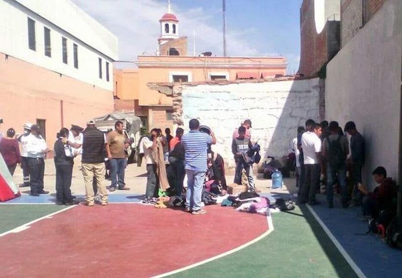 Detiene a polleros en Mitla, Oaxaca | El Imparcial de Oaxaca