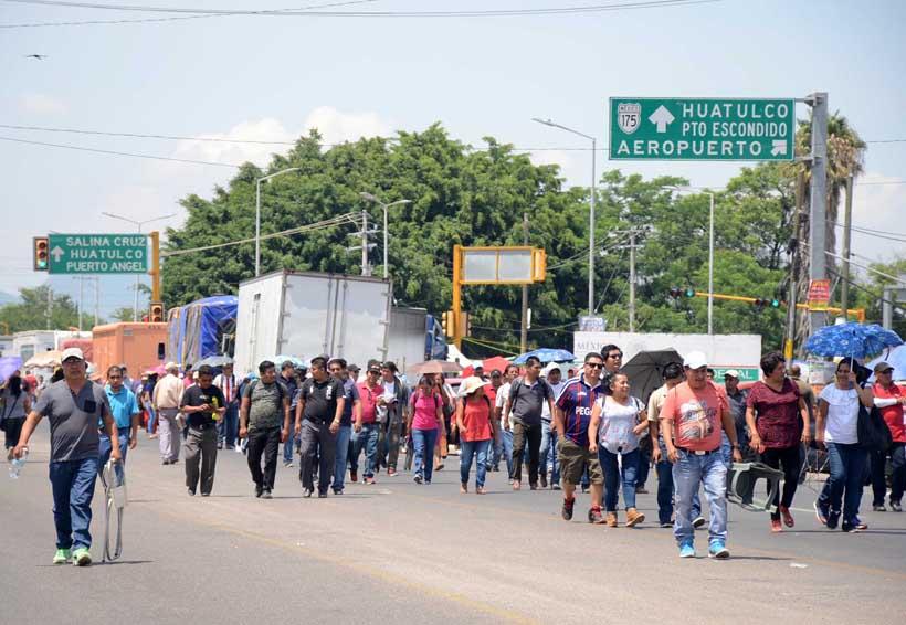 Pide arzobispo de Oaxaca solución  al conflicto magisterial | El Imparcial de Oaxaca