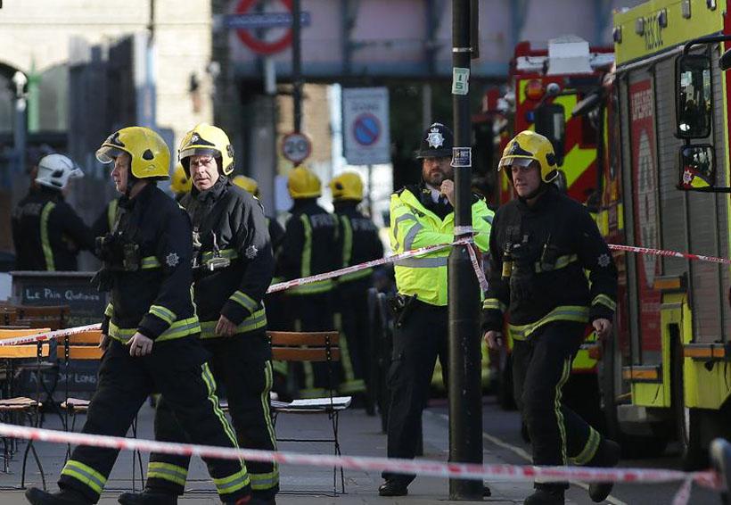 Reportan explosión en metro de Londres   El Imparcial de Oaxaca