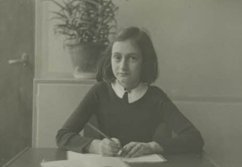 Ana Frank: la historia detrás del diario de una niña judía | El Imparcial de Oaxaca