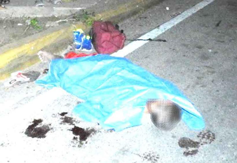 Murió atropellado frente al ISSSTE | El Imparcial de Oaxaca