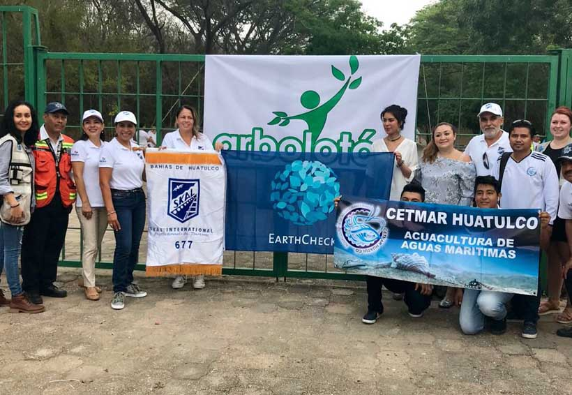 Arbolotón 2018 reforesta Cuenca Copalita – Tonameca