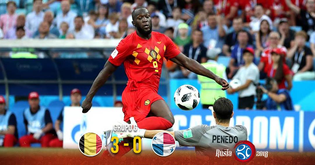 Bélgica debuta con goleada ante una débil Panamá | El Imparcial de Oaxaca