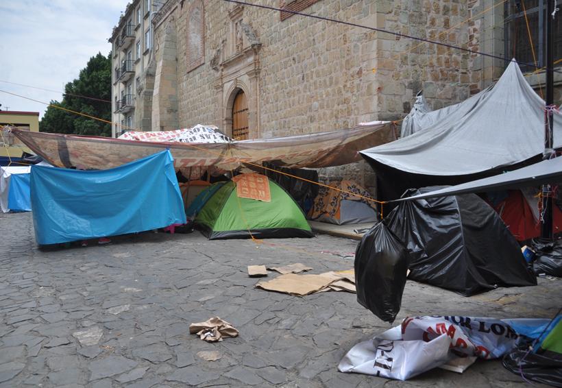 Basura y pestilentes olores inundan las calles de Oaxaca | El Imparcial de Oaxaca