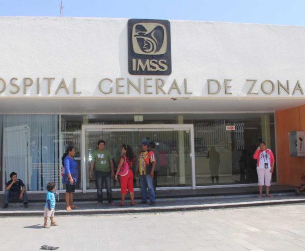Confirma IMSS caso de meningitis en Salina Cruz, Oaxaca