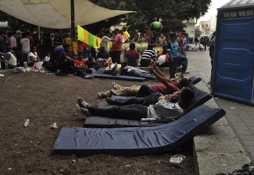 Se agrava desplazamiento forzado en el actual sexenio en Oaxaca | El Imparcial de Oaxaca