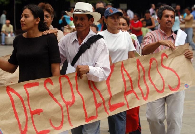 Día Mundial de los Refugiados: forzados a dejar su hogar | El Imparcial de Oaxaca