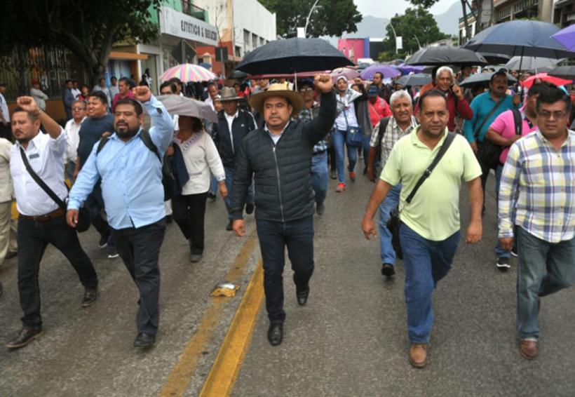 Seguirán las movilizaciones: Sección 22 | El Imparcial de Oaxaca