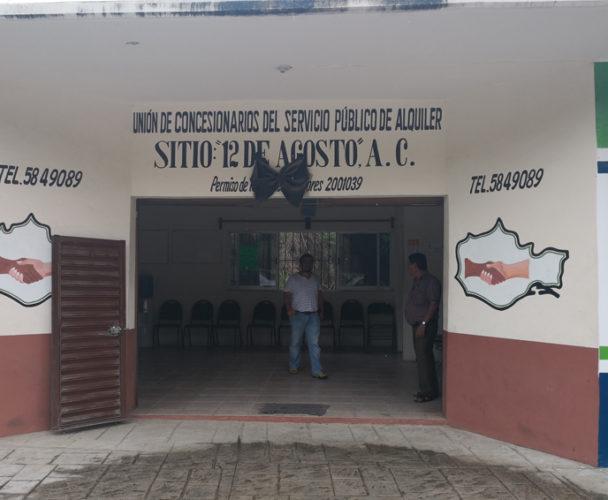 Transportistas exigen  seguridad pública en la Costa de Oaxaca