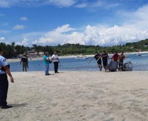 Impactará mar de fondo en las costas de Oaxaca