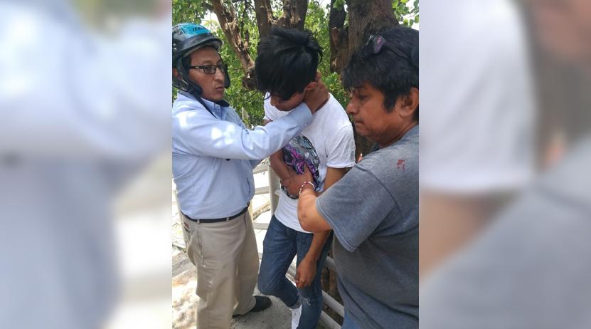 Lo atracan en el Cerro del Fortín | El Imparcial de Oaxaca