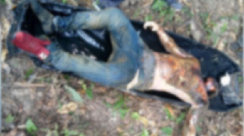 Identifican cuerpo putrefacto en el río | El Imparcial de Oaxaca