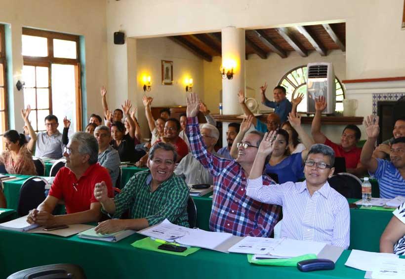 Imparte OCIA curso taller en Oaxaca | El Imparcial de Oaxaca