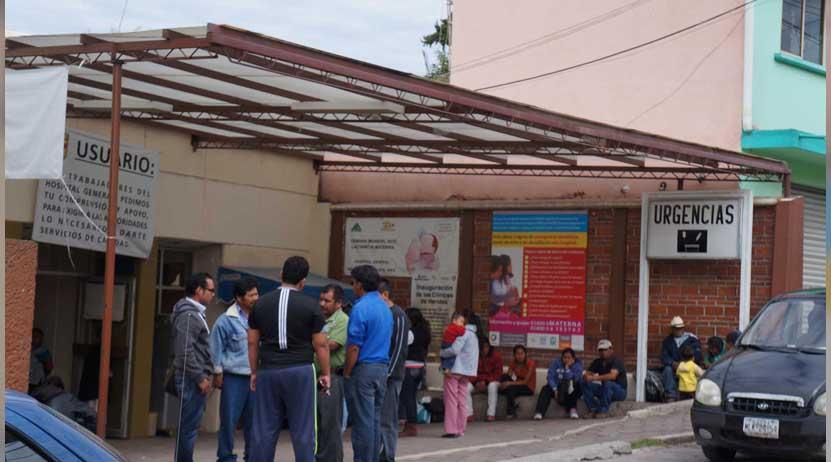 Derrapa una pareja cuando iban en moto en Huajuapan | El Imparcial de Oaxaca
