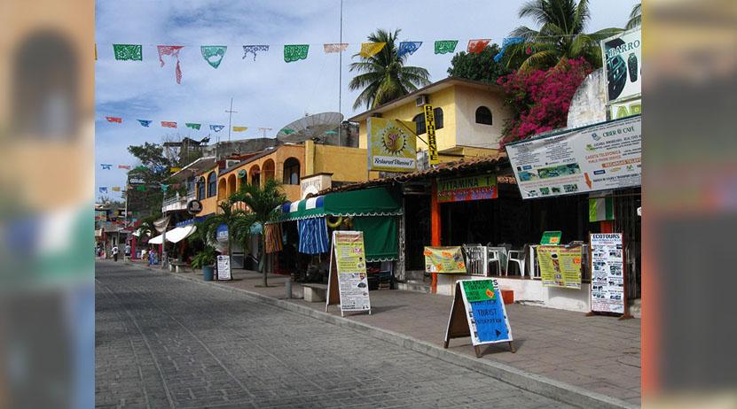 Roba a una pareja en el centro de Puerto Escondido   El Imparcial de Oaxaca