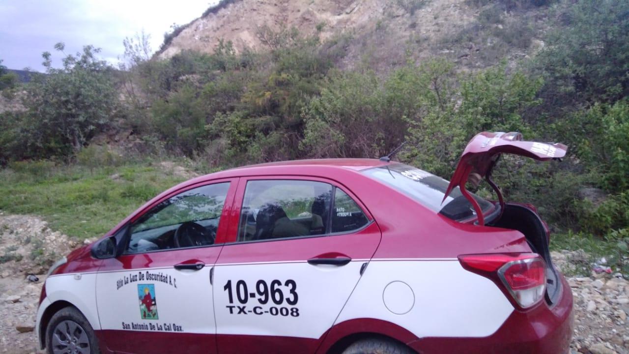 Reportan desaparecido a otro ruletero de San Antonio de la Cal | El Imparcial de Oaxaca
