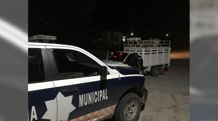 Atrapan a ladrones de ganado en La Cañada | El Imparcial de Oaxaca