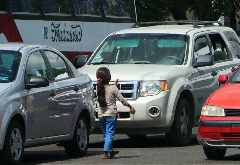 Persiste trabajo infantil en el campo y la ciudad en Oaxaca | El Imparcial de Oaxaca