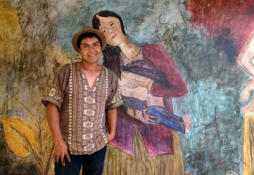 Germaín Martínez,  un pintor autodidacta