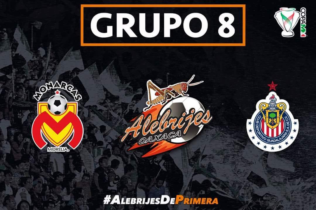 Chivas y Monarcas, los rivales de Alebrijes de Oaxaca para la Copa Mx | El Imparcial de Oaxaca