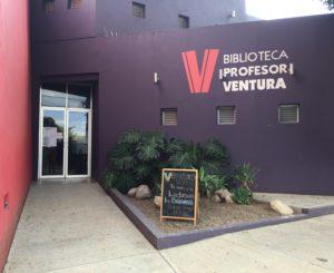 """Biblioteca """"Ventura"""": rescatando a la juventud de Oaxaca a través de la lectura"""