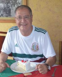 ¡Feliz día, Juan Manuel!