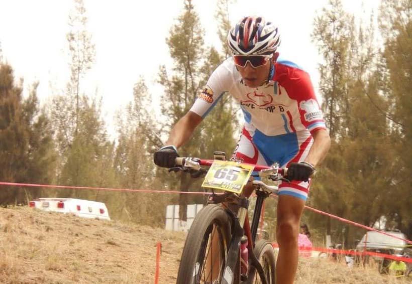 Kevin Wilches en ciclismo de montaña, un orgullo oaxaqueño | El Imparcial de Oaxaca