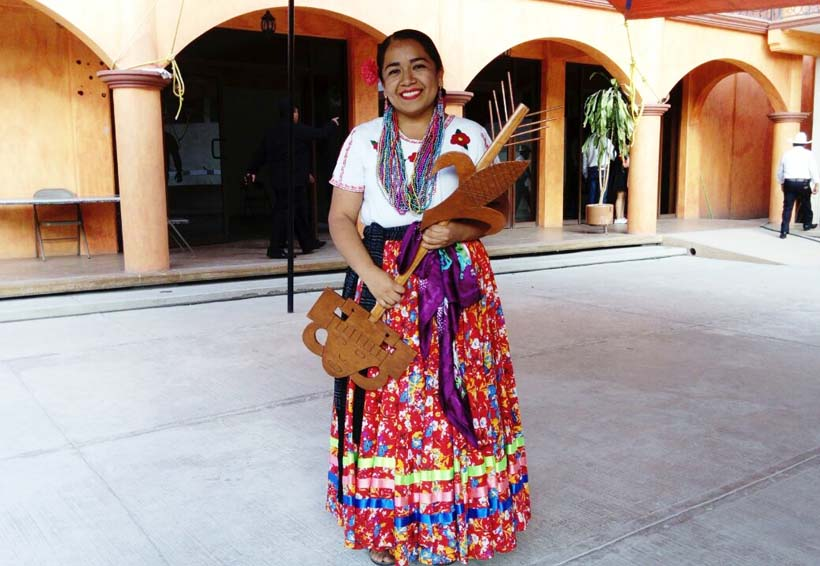 Elige Huajuapan a  su Diosa Centéotl | El Imparcial de Oaxaca