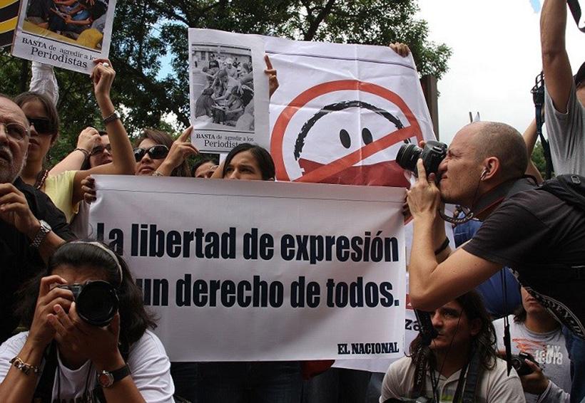 Expresión: libertad y caos en la época actual | El Imparcial de Oaxaca