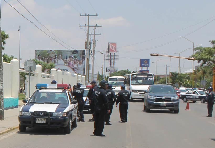 En Oaxaca, ofrecen asesorar a automovilistas infraccionados por agentes viales | El Imparcial de Oaxaca