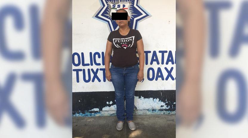 Agarran a dama cargada con droga en Loma Bonita, Oaxaca | El Imparcial de Oaxaca